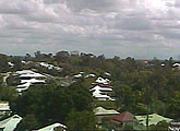 Live webcam view looking toward the Ipswich city centre.
