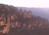 Views from Scenic World, Katoomba, Blue Mountains, updated periodically during the day.