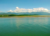 View of Dicksons Inlet, Port Douglas, Far North Queensland.