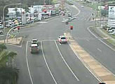 Traffic cam at Excelsior Road Intersection.