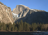 Live view from Yosemite National Park.