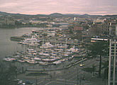 Live cam view of the inner harbour.