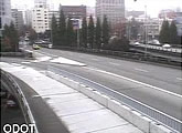 Multiple traffic webcams from near downtown Portland. Clickable map.