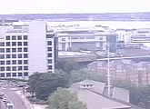 Roof top webcam with views over central Southampton and Southampton Water.