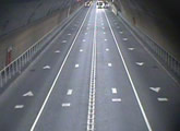 A live webcam view of the entrance to the Queensway tunnel, Liverpool side.