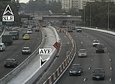 Live traffic webcams from Central Expressway (CTE).