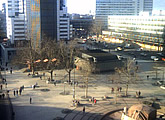 Live view from the famous Kurfürstendamm, Berlin.