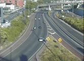 Live Auckland area traffic webcams from Tansit New Zealand.