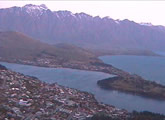 A great view of Queenstown, NZ.