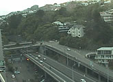 Live traffic cam from Wellington.