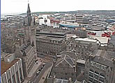Includeing a Castlegate webcam, harbour cam and Union Street webcam.