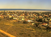 Several views over Whyalla, South Australia.