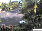 Live cam located on the corner of Macrossan and Davidson Streets, Port Douglas.