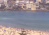 Live streaming webcam from Bondi, Sydney, NSW.