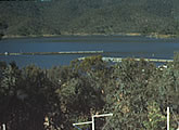 A live view of Lake Eildon