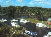 Webcam located on a private island in Fort Lauderdale, Florida.