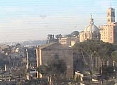 Great views around Rome - the Colosseum, Piazza Venezia, the Roman Senate, and the Roman Forum.