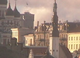 Views of the Estonian capital, including the Old Town and habrour. Controllable webcam, uses Java.