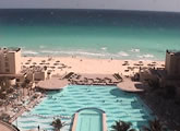 Resort beach webcam.
