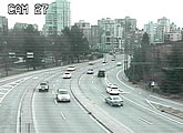 Highway 99 traffic cam.