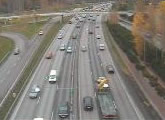 Traffic webcams from around the Stockholm region.