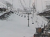 Live ski cam from near Madrid.