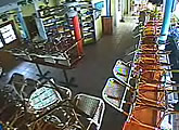 In-bar webcam, Little Torch Key, Florida.