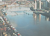 Tyne Bridge webcam.
