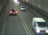 Vehicle and pedestrian tunnel and entrance traffic cams.