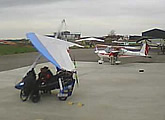 Airfield weather cam.