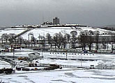 View to North Commons and Citadel Hill.