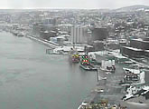 View over St. John's Harbour.