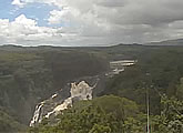 Streaming cam of World Heritage-listed Barron Gorge National Park and Barron Falls.