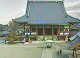 Live Buddhist temple streaming cam.