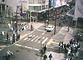 Live view from Gofuku-cho shopping district.